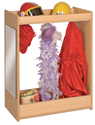 Dress Up Storage - Compact-Sized Dress up, storage, dramatic play